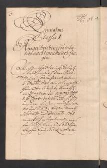 Land- und Contributionsrechnung des Goerlitzischen Kreises
