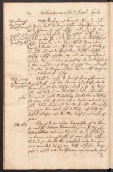Varia e libris rerum gestarum Gorlicensium