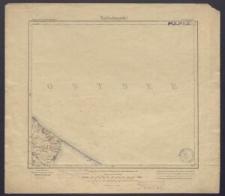 Karte des Deutschen Reiches 1:100 000 - 27. Schwarzau