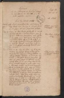 Auszuege aus den Landtags-Protokollen 1700 bis 1749