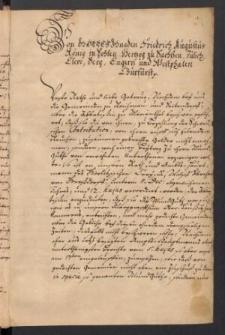 Reskripte, Ober-Amts-Gutachten, Informate in oberlausitzischen Rechtsfaellen