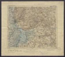 Karte des Deutschen Reiches 1:100 000 - 101. Elbing