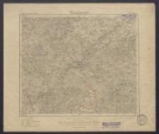 Karte des Deutschen Reiches 1:100 000 - 103. Heilsberg
