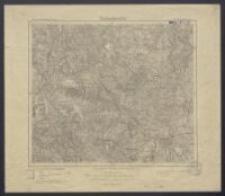 Karte des Deutschen Reiches 1:100 000 - 96. Rummelsburg i Pom.