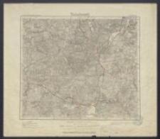 Karte des Deutschen Reiches 1:100 000 - 97. Bütow