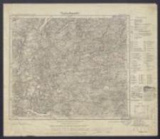 Karte des Deutschen Reiches 1:100 000 - 98. Berent