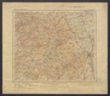 Karte des Deutschen Reiches 1:100 000 - 99. Dirschau