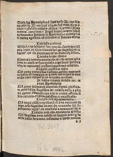 De futuris Christianorum triumphis in Saracenos