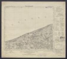 Karte des Deutschen Reiches 1:100 000 - 92. Treptow a.d. Rega