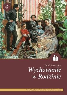 Wychowanie w Rodzinie, T. 17 (1/2018)