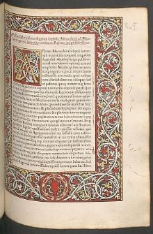 Historia Romana. Pars I.