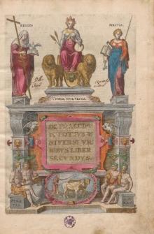 Civitates orbis terrarum. De praecipuis totius universi urbibus. Liber secundus