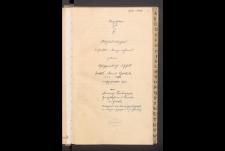 Zodler Schoeppenbuecher. Inhaltsverzeichnis. Bd. 2