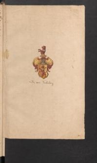 Genealogische Nachrichten ueber die Familie Schmied v. Schmiedebach - Steinrueck. Bd. 16