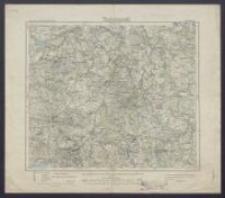 Karte des Deutschen Reiches 1:100 000 - 104. Rössel
