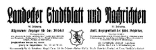 Landecker Stadtblatt und Nachrichten. Allgemeiner Anzeiger für das Bieletal. Amtliches Anzeigenblatt der städtischen Behörden. 1925-03-11 Nr 20